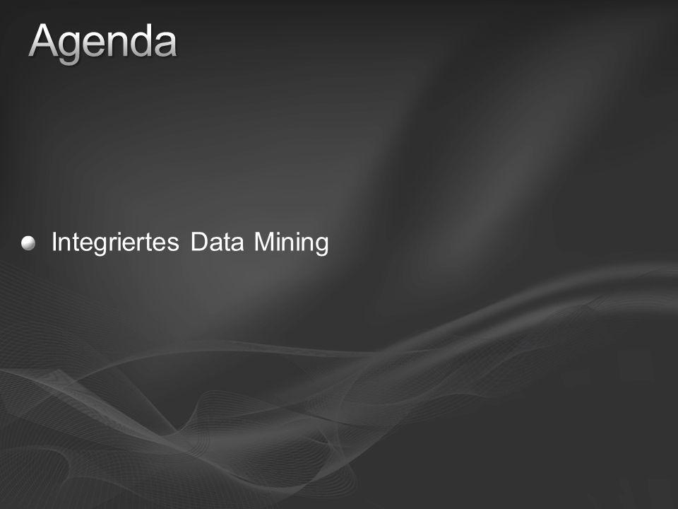 Integriertes Data Mining