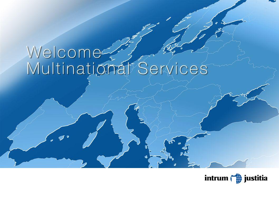 3 Multinational Services Intrum Justitia ist Europas Marktführer im Kreditmanagement mit Head Office in Stockholm, Schweden und 23 Nieder- lassungen in Europa.