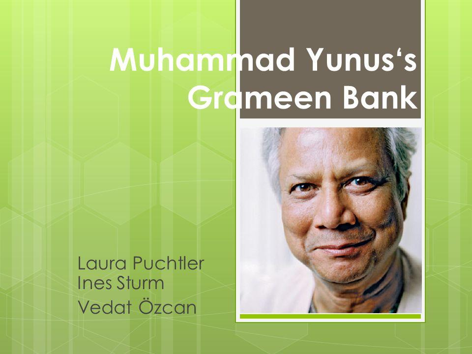 Muhammad Yunus Geboren am 28.