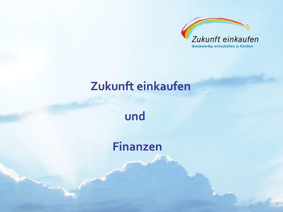 Copyright: EKvW 2008 Zukunft einkaufen und Finanzen