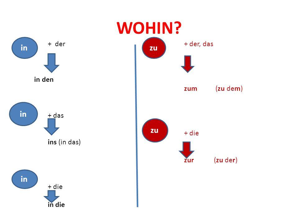 WOHIN.