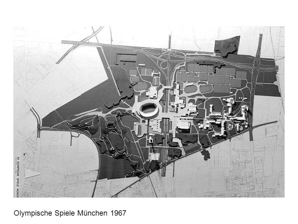 Olympische Spiele München 1967