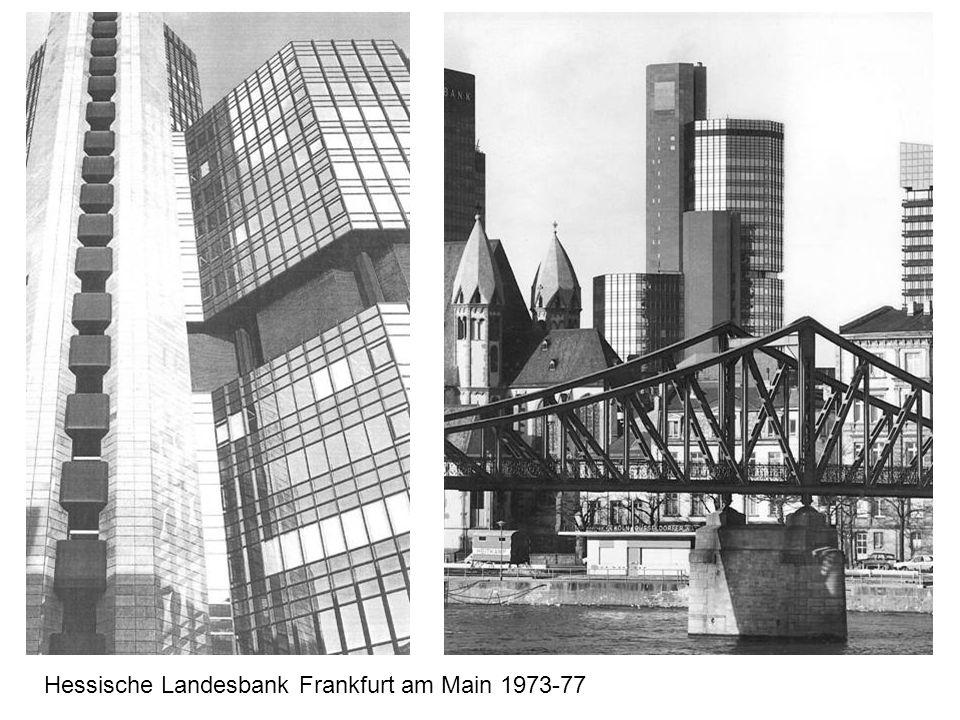 Hessische Landesbank Frankfurt am Main 1973-77