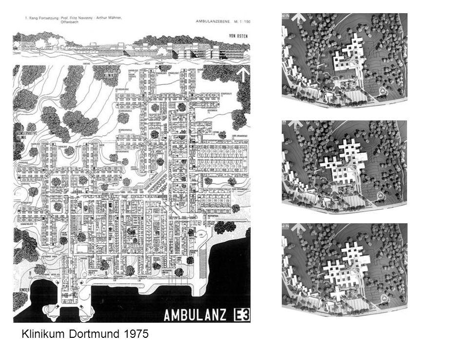 Klinikum Dortmund 1975