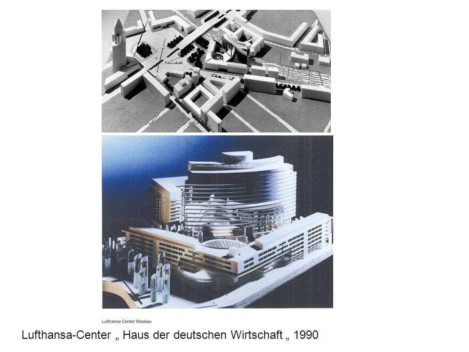 Lufthansa-Center Haus der deutschen Wirtschaft 1990