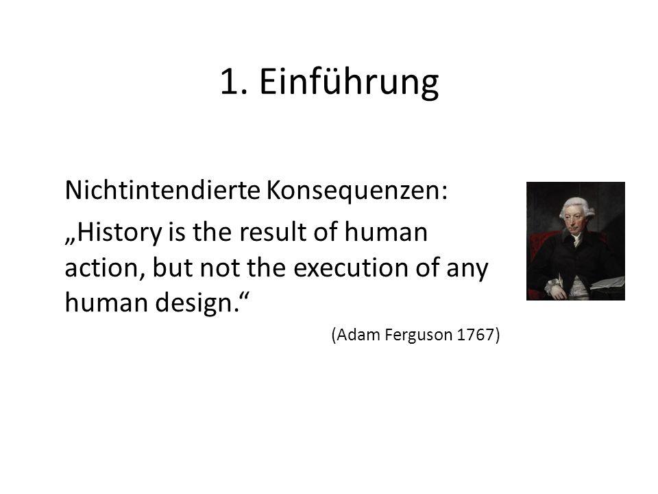 Geschichte der Menschheit auf einen Blick