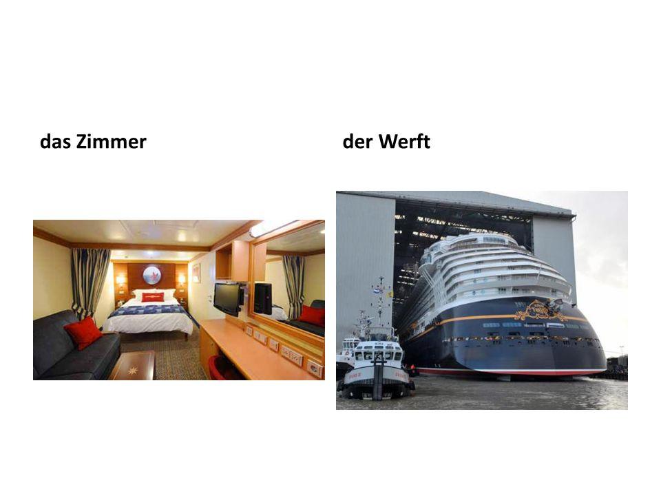 das Zimmerder Werft