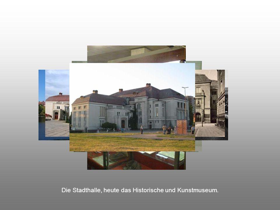 Das Bernsteinmuseum (der Dohna-Turm) Es befindet sich in dem Raum einer alten Festungsanlag am Werchnee- See. In seinen Saelen werden etwa 6000 Kunswe