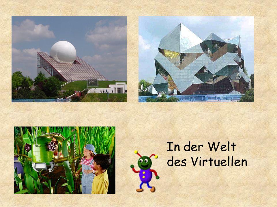 In der Welt des Virtuellen