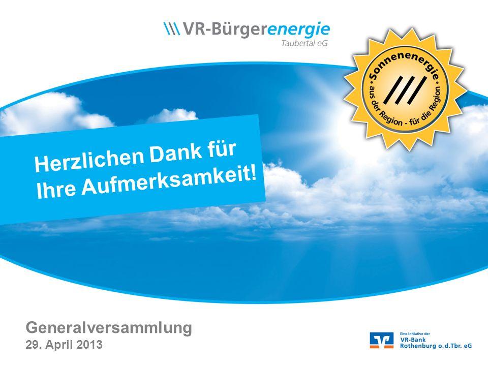 www.vr-buergerenergie-taubertal.de Herzlichen Dank für Ihre Aufmerksamkeit.