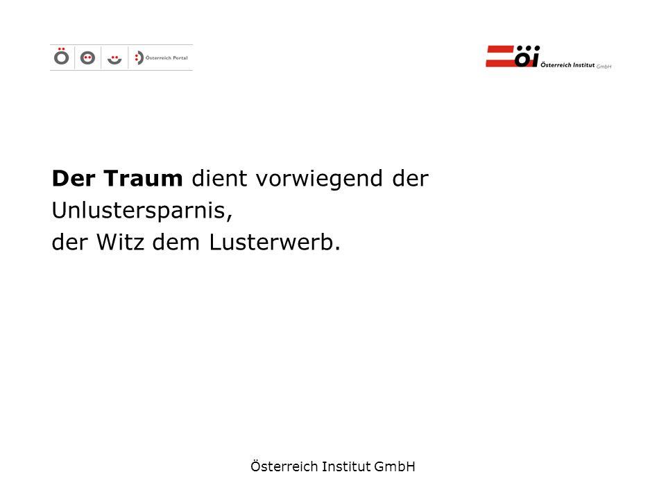 Österreich Institut GmbH Was verstehen unsere LerneInnen unter Landeskunde?