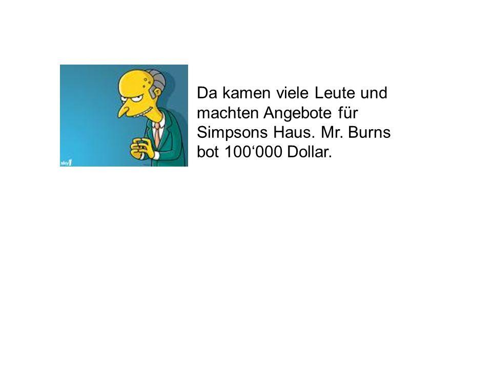 Homer wollte schon immer mal ein eigenes Fasnachts-Fest organisieren.