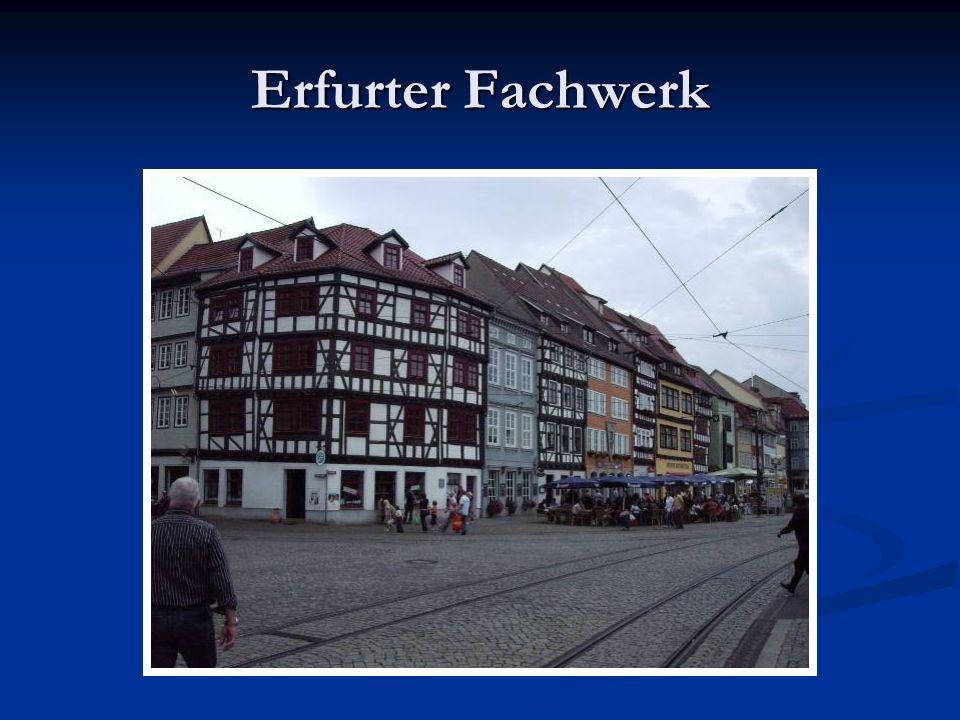 Erfurter Fachwerk