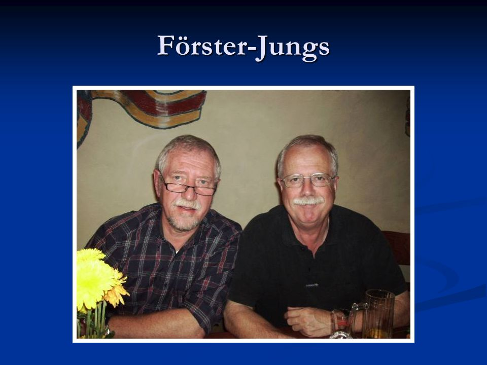 Förster-Jungs