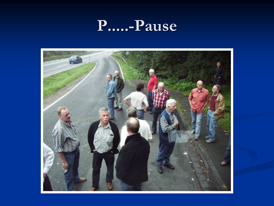 P.....-Pause
