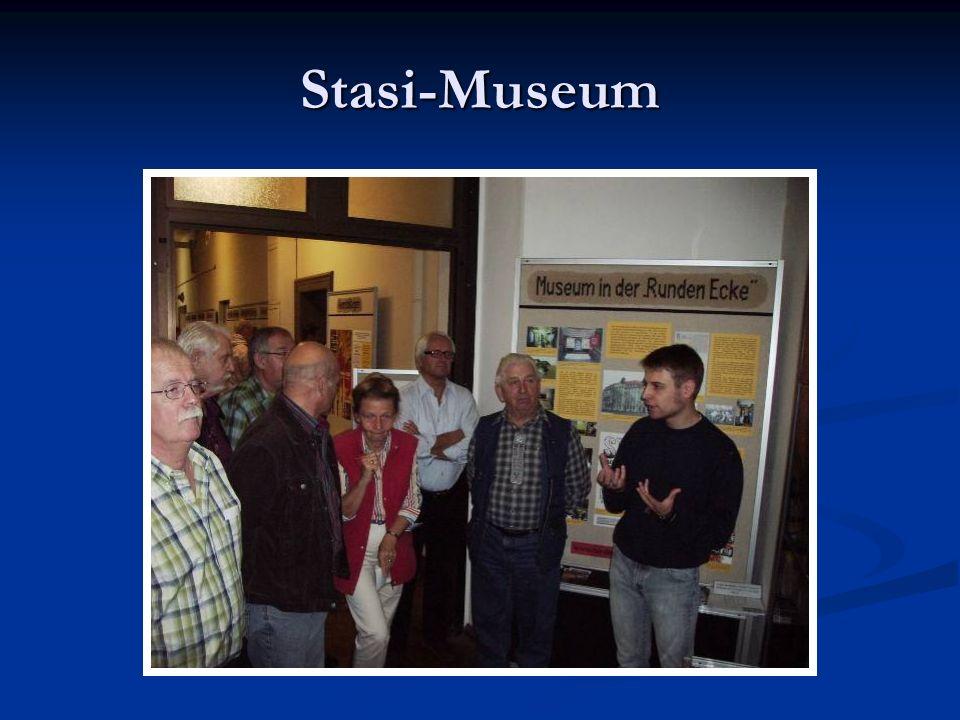 Stasi-Museum