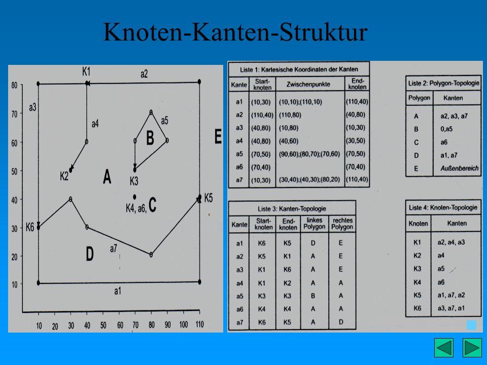 Knoten-Kanten-Struktur