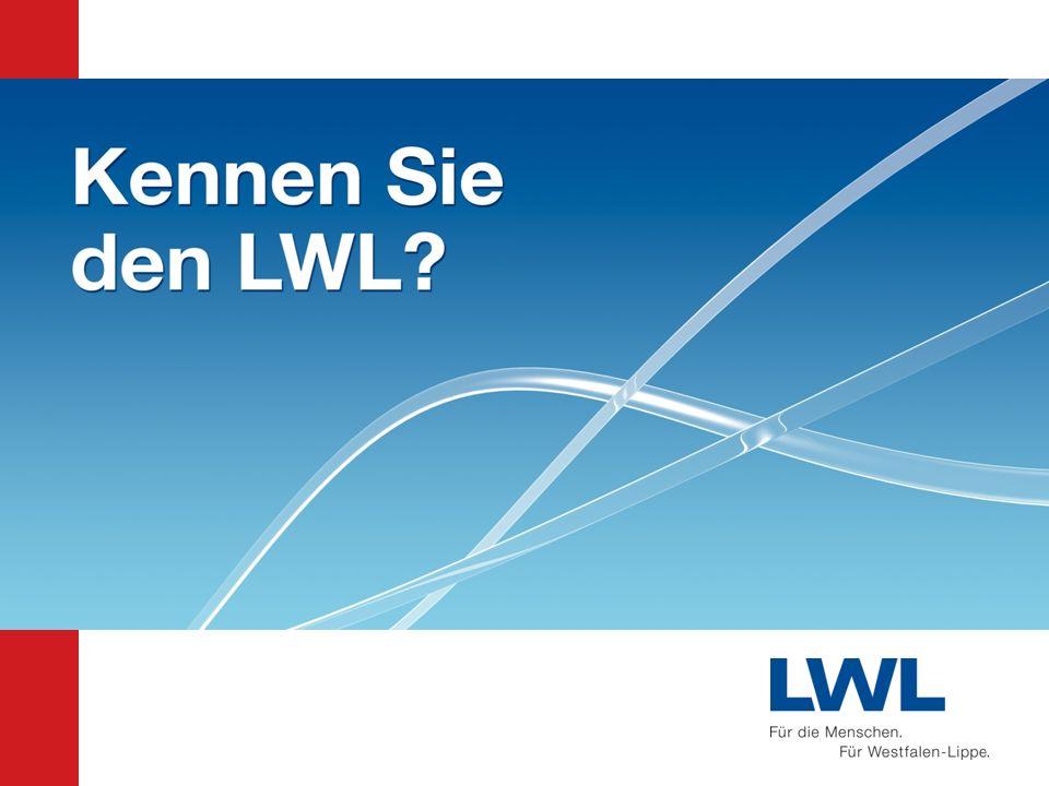 Leistungen des LWL-Integrationsamts Westfalen und der LWL-Hauptfürsorgestelle Westfalen Hilfen für 90.000 schwerbehinderte Menschen im Arbeitsleben und 28.000 Kriegsbeschädigte, Wehrdienstgeschädigte, Opfer von Gewalttaten und andere Geschädigte sowie deren Hinterbliebene