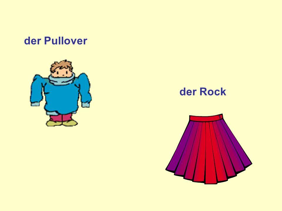 der Pullover der Rock