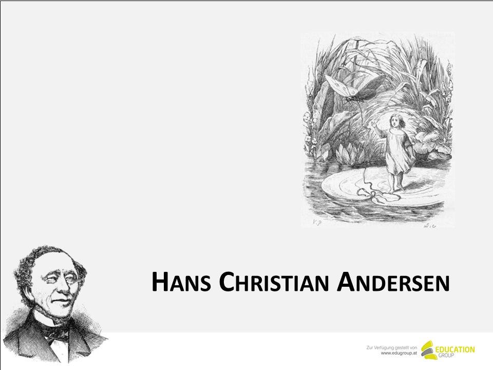 H ANS C HRISTIAN A NDERSEN