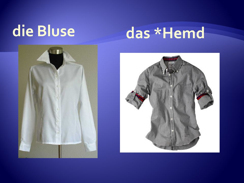 das *Hemd
