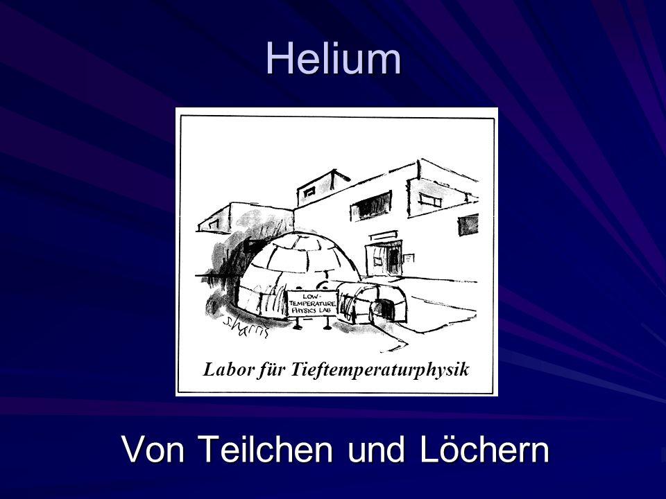 Helium – Was ist das.