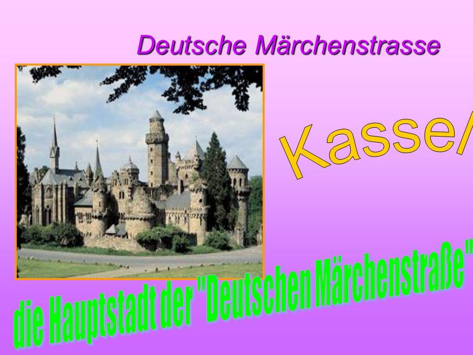 Kassel Märchenhaft, einzigartig und irgendwie verzaubert - in einer solchen Landschaft begegnet man in der Dämmerung so mancher guten Fee.