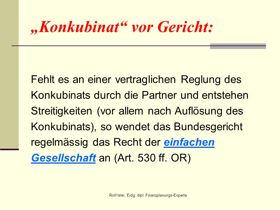 Ausgangslage: Frau Doris Bühler, geb.01.05.1978 Herr Peter Schnell, geb.