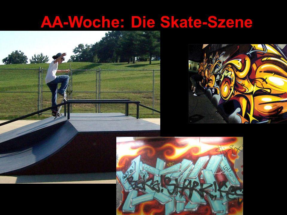AA-Woche: Die Skate-Szene