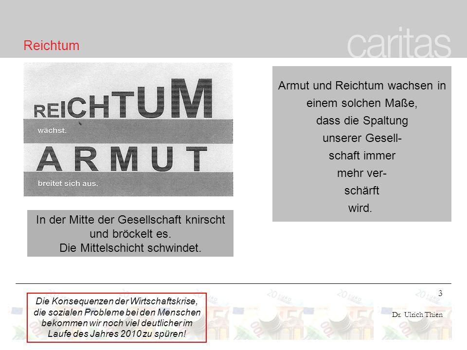 24 Dr.Ulrich Thien Der Niedriglohnsektor ist in Unordnung geraten* 7,7 Mio.