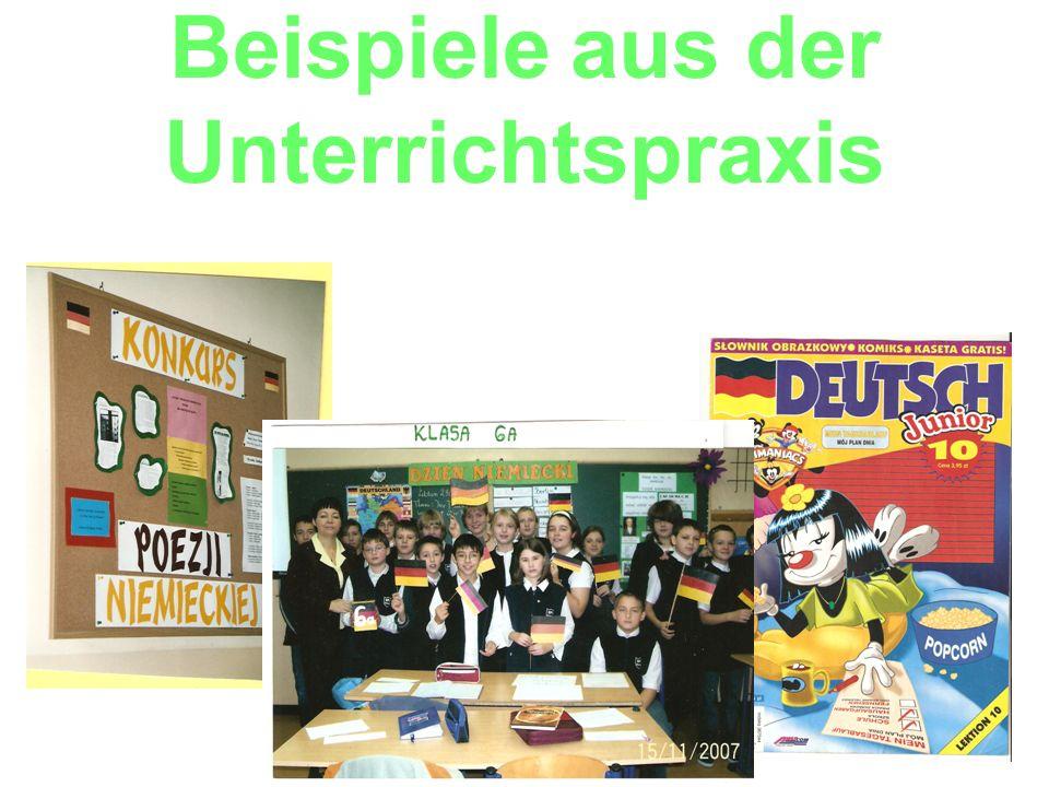 Der Deutsche Tag Durch spielerische Aktivitäten wie Wettbewerbe,Qiuz, Rollenspiel erfahren die Schüler viel über Deutschland KULTUR GEOGRAFIE GESCHICHTE