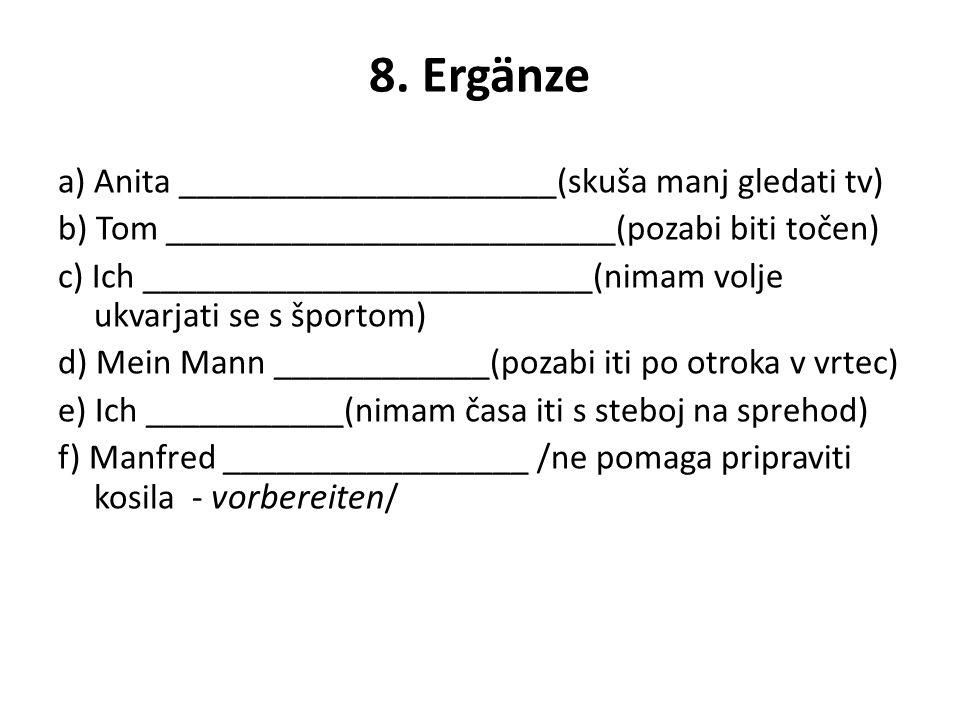 9.Passiv!: Unser Abituriententanz.– Maturantski ples 1.