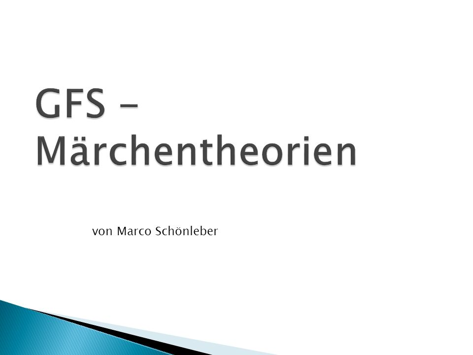 von Marco Schönleber