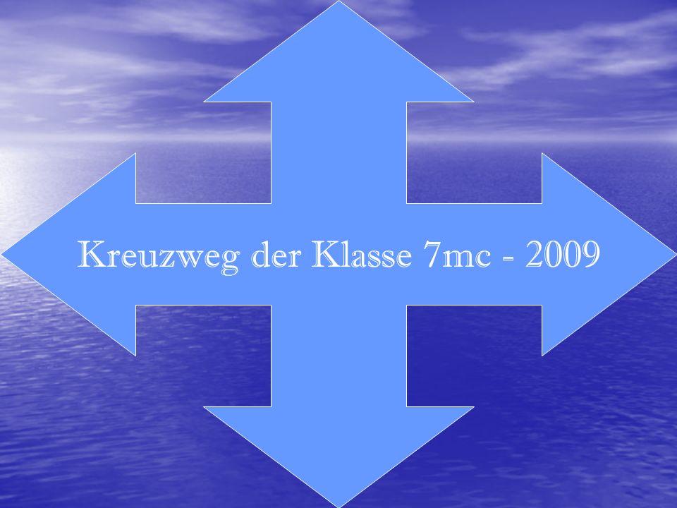 Station 1 - Jesus wird verurteilt Kevin Schröder / Julian Ehl