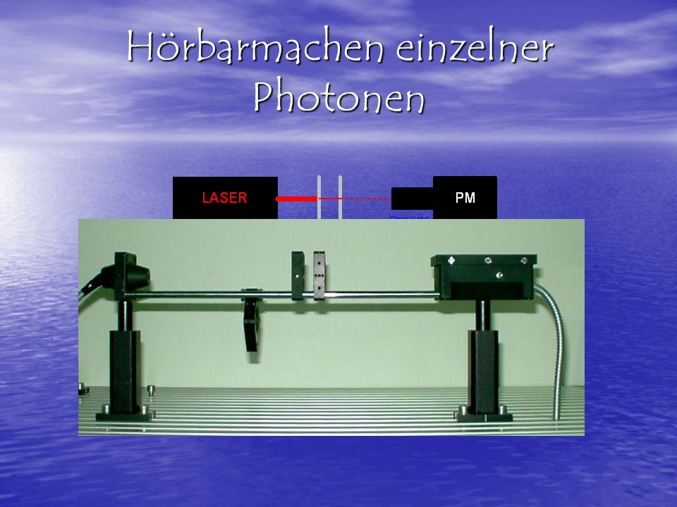 Der Photomultiplier Ein Lichtverstärker Die Funktionsweise