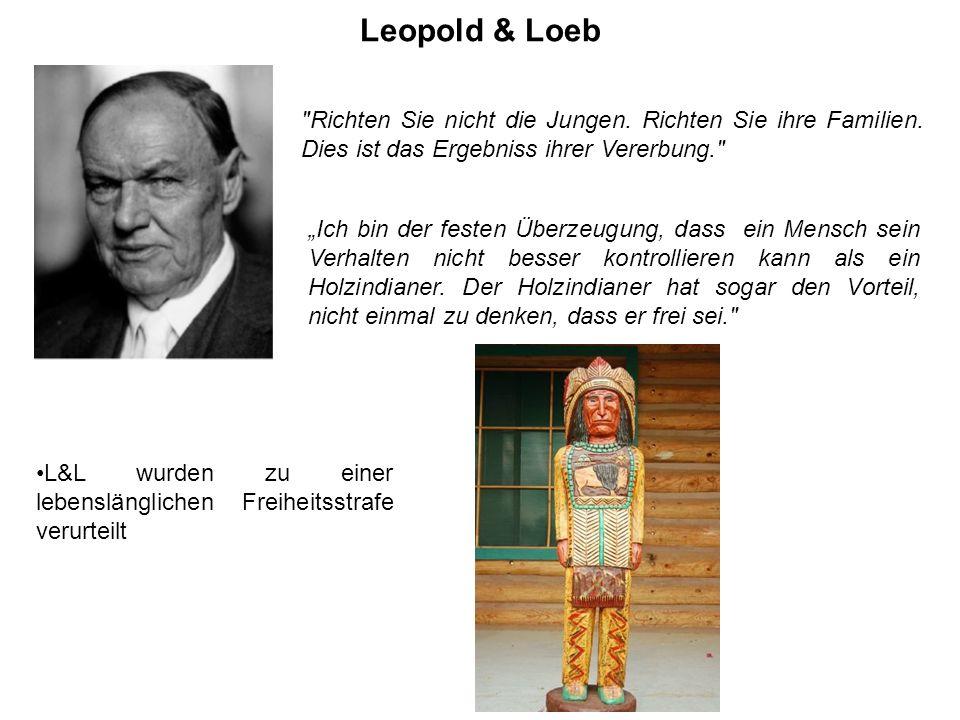 Leopold & Loeb