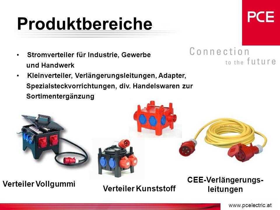 www.pcelectric.at Produktbereiche Schutzkontaktsteckvorrichtungen Abschaltbare Wanddosen SCHUTZKONTAKT - Steckvorrichtungen Abschaltbare Wanddose