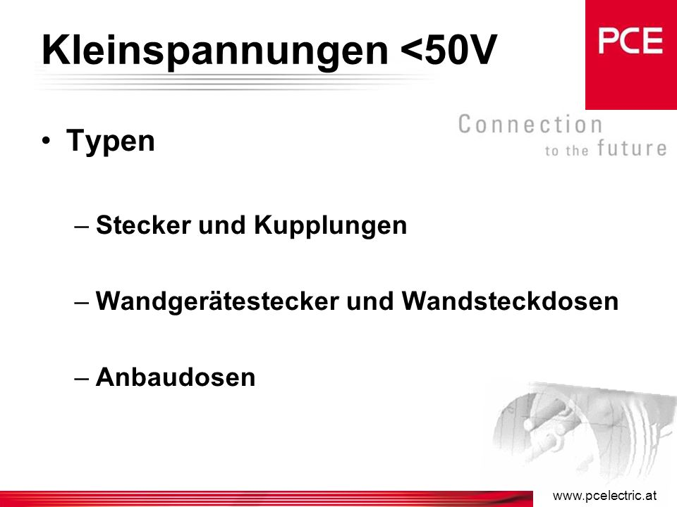 www.pcelectric.at Spezielle Ausführungen Combo Dosen 7-polige Steckvorrichtungen Container Steckvorrichtungen (32 A 4p 3h 440V)