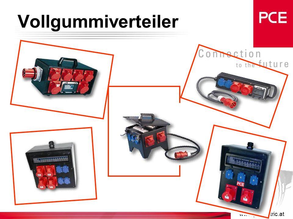 www.pcelectric.at Kunststoffverteiler