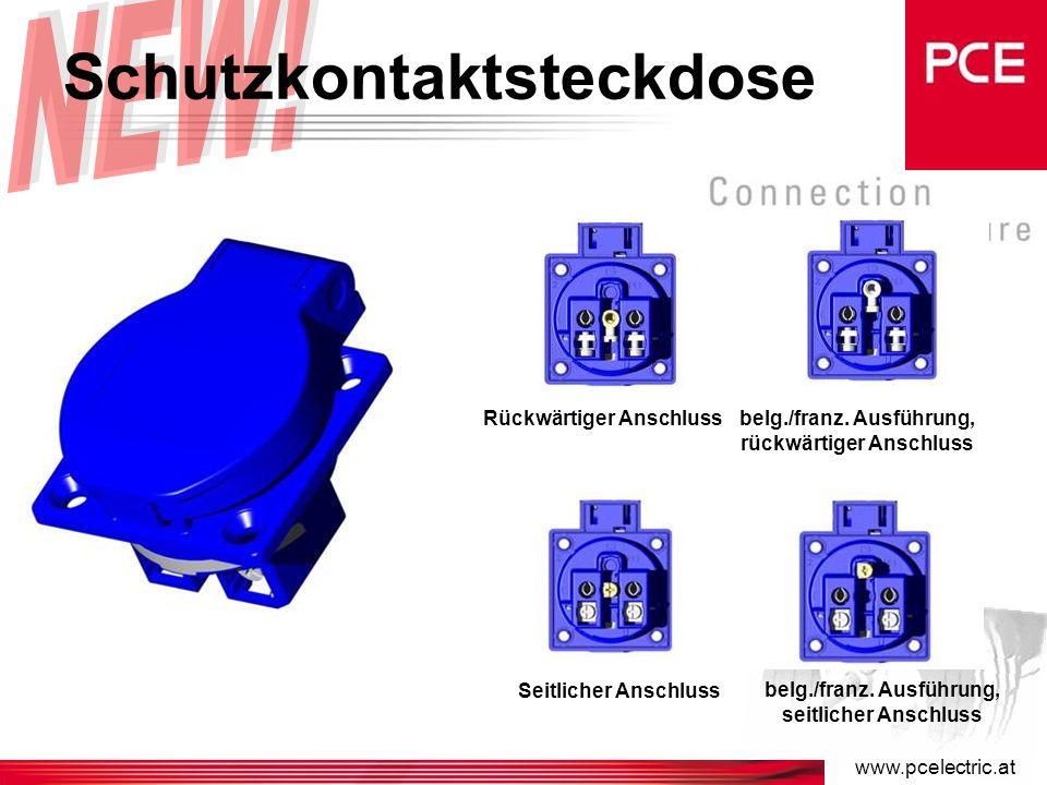 www.pcelectric.at CEE-Kleinspannungen