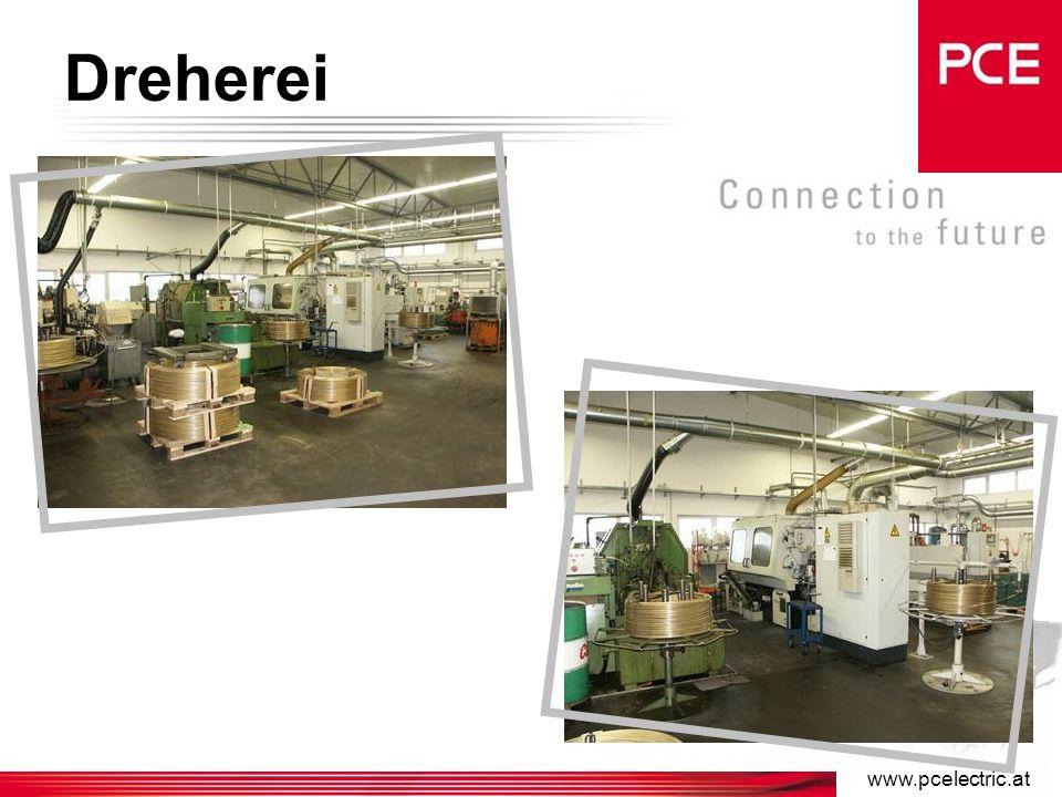 www.pcelectric.at Spritzgußmaschine