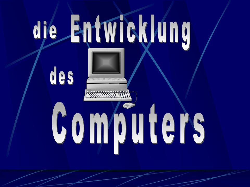 Die Zukunft des Computers: Irgendwann wird man mit den herkömmlichen Methoden die Chips nicht mehr kleiner machen können.