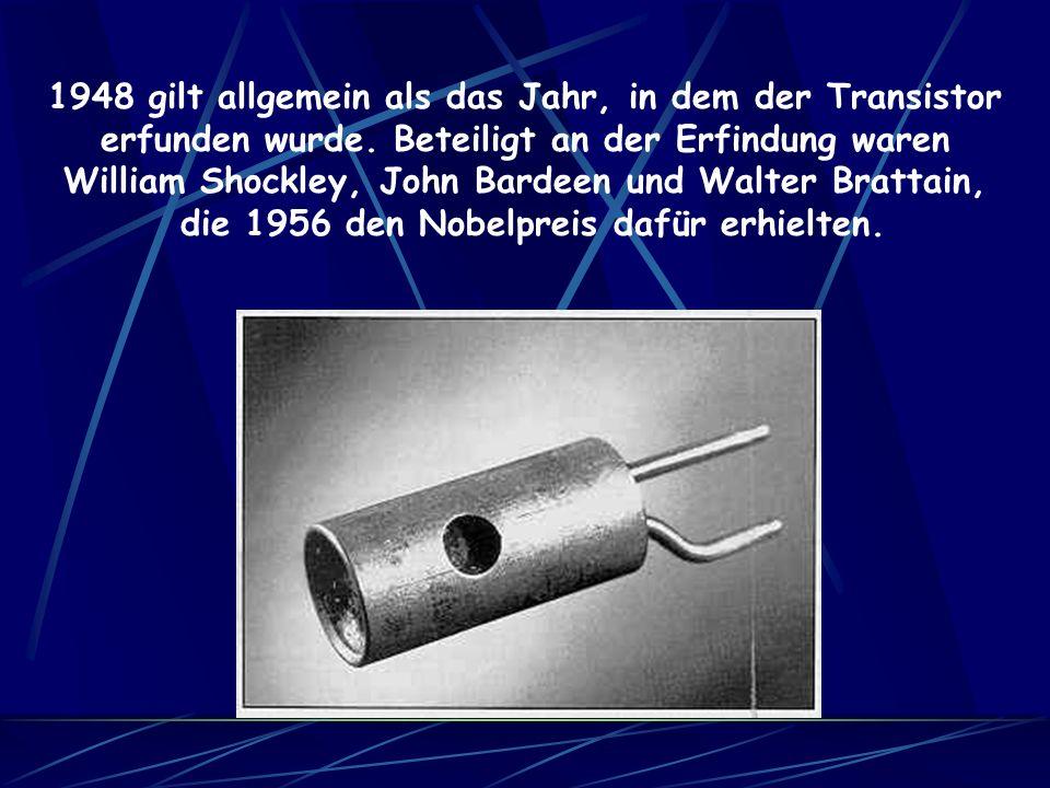 Der elektronische Arbeitsspeicher war entweder, ein mit Quecksilber gefüllter Laufzeit- Verzögerungsspeicher, oder Metallscheiben, welche mit magnetis