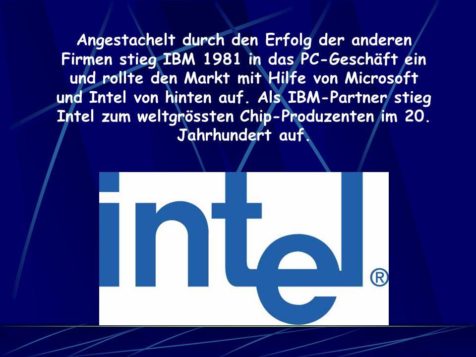 Zusammen mit dem Apple I war er einer der ersten in Serie gebauten Microcomputer überhaupt. PET steht für P ersonal E lectronic T ransactor. Er war de