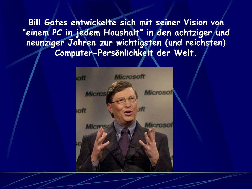 Angestachelt durch den Erfolg der anderen Firmen stieg IBM 1981 in das PC-Geschäft ein und rollte den Markt mit Hilfe von Microsoft und Intel von hint