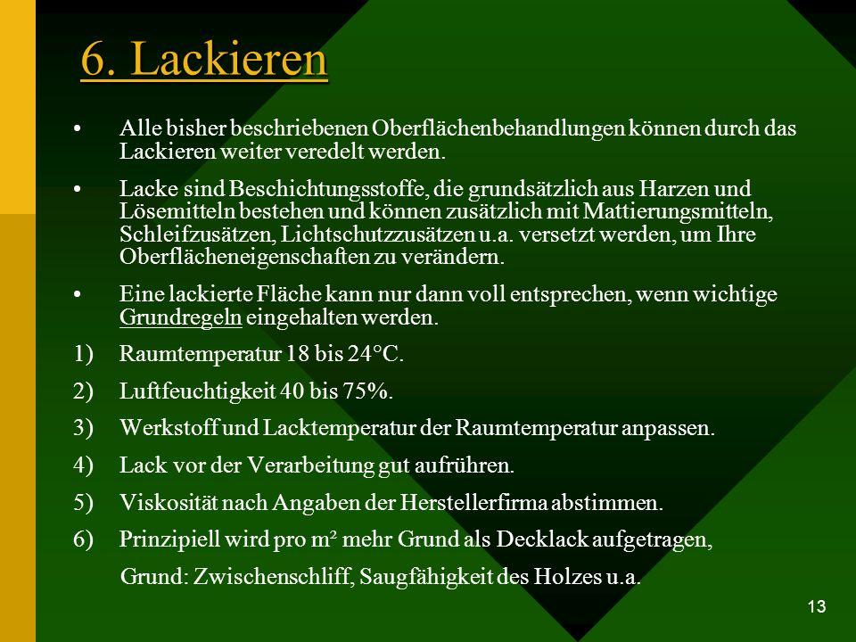 Beizen Färben http://www.bau-markt.de