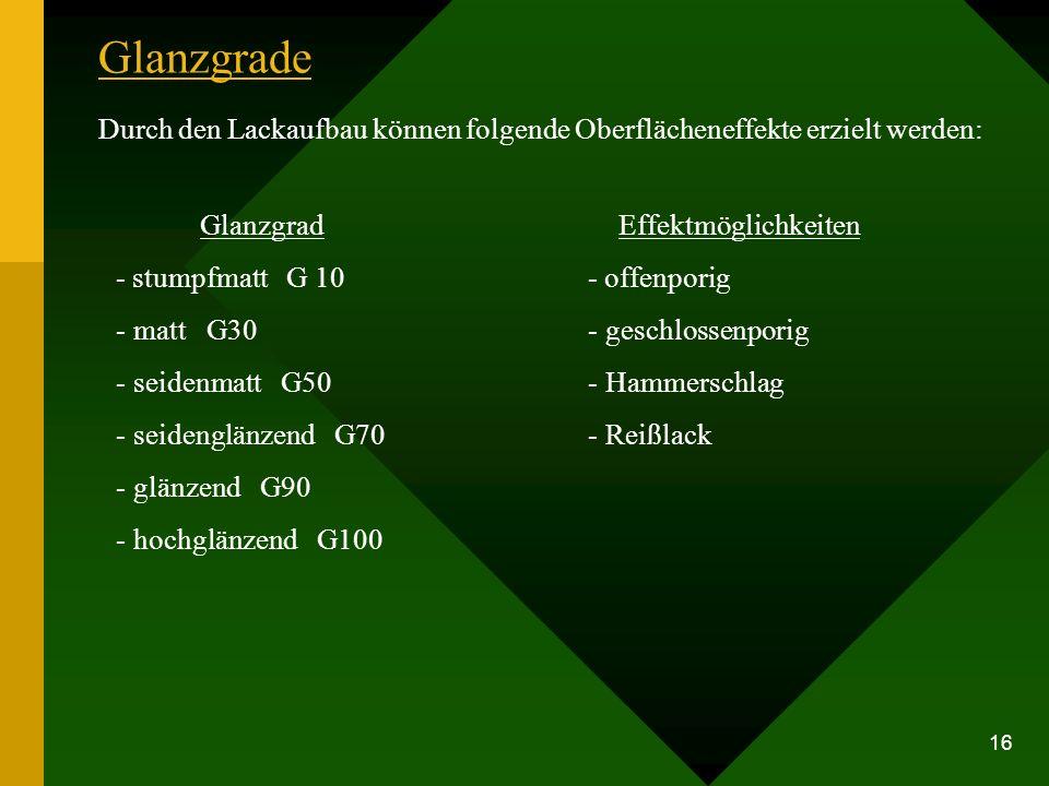 Zwischenschliff mit der Hand und Maschine (Korn 280) Lackauftrag mit der Spritzpistole http://www.holzexe.de