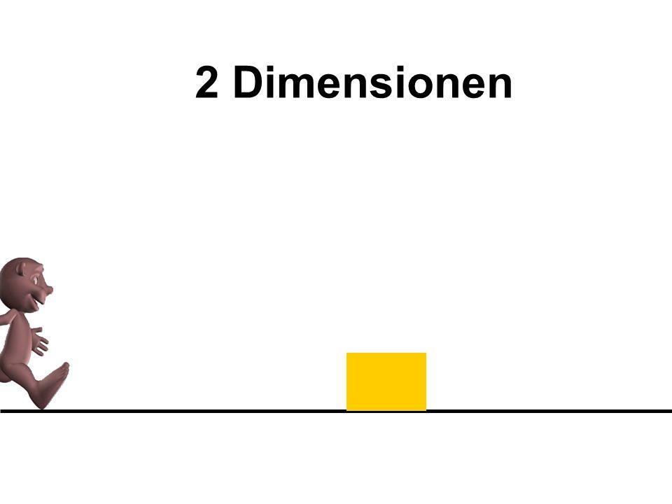 2 Dimensionen