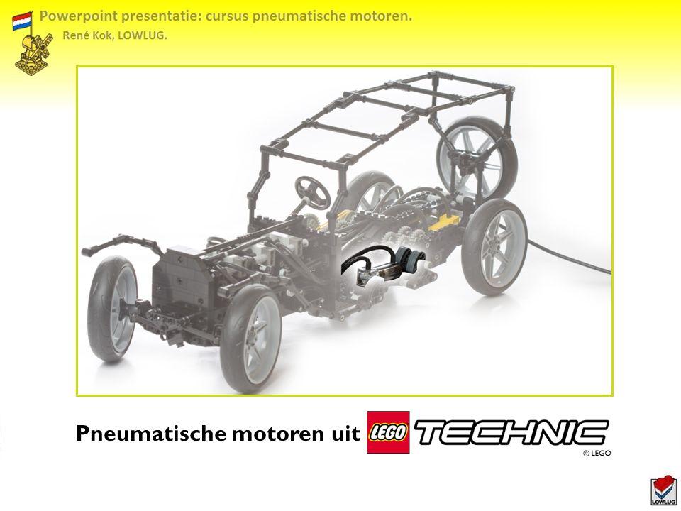 Pneumatische motoren uit