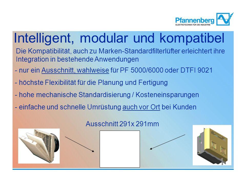 Ausschnitt 291x 291mm - nur ein Ausschnitt, wahlweise für PF 5000/6000 oder DTFI 9021 - höchste Flexibilität für die Planung und Fertigung - hohe mech